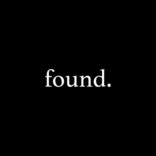 We Are FOUND's avatar