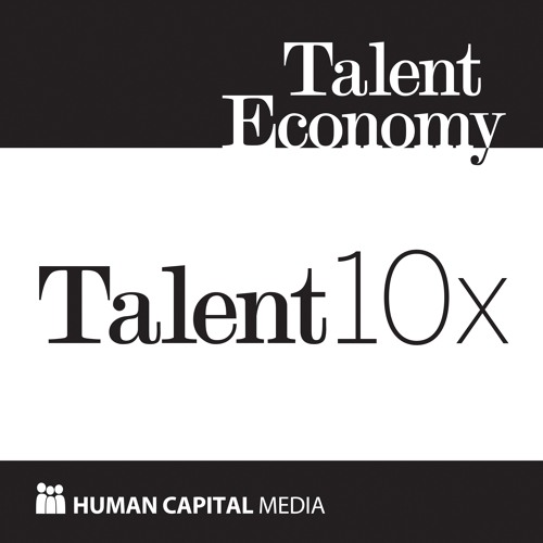 Talent10x: Upwork's SVP of HR Zoe Harte on the Freelance Economy