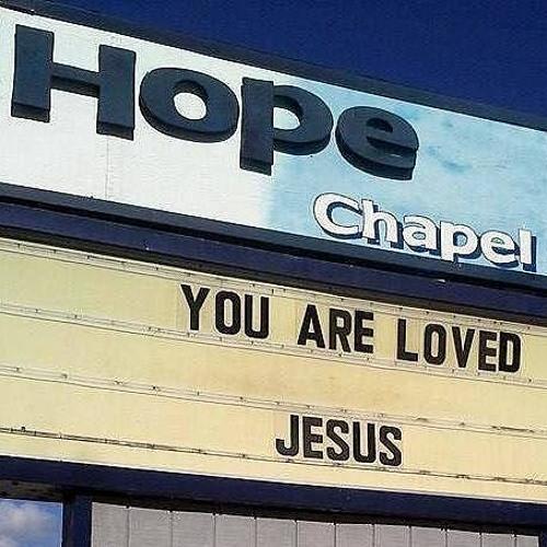 Really Feeling The Love Of God  - Guest Speaker Mark Fee - January 19, 2020