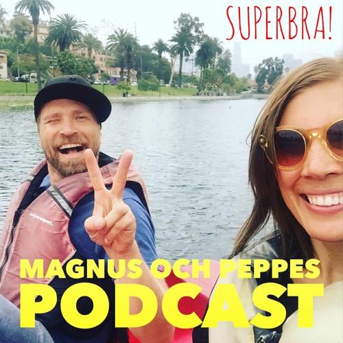 Magnus och Peppe - Vi finns numera på Acast!'s avatar
