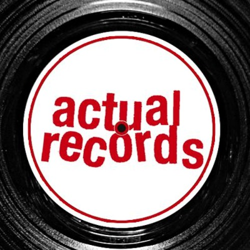 Actual Records's avatar