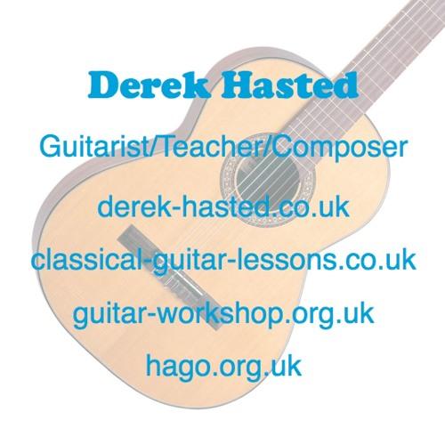 Derek Hasted's avatar