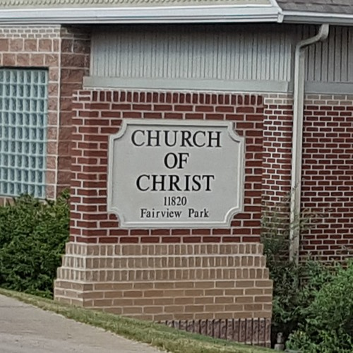 Fairview Church of Christ's avatar