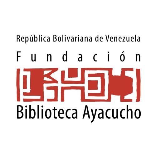 Biblioayacucho's avatar