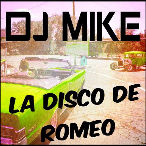 DJ Mike's avatar