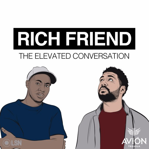 Rich Friend: The Elevated Conversation's avatar
