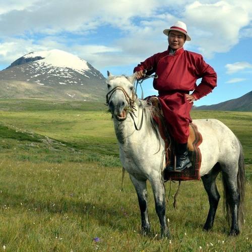 Ю.Н.Рерих (Төвд хэлэнд орсон монгол үг)