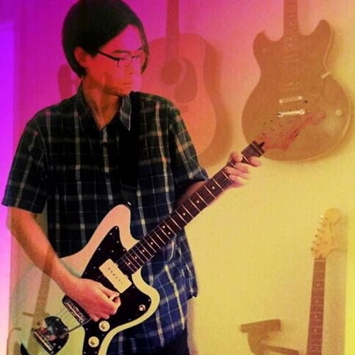 Ambient Guitar improv