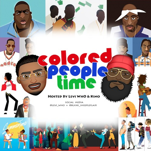 Colored People Time's avatar
