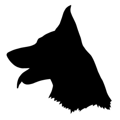 Black German Shepherd's avatar