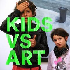 Kids Vs Art