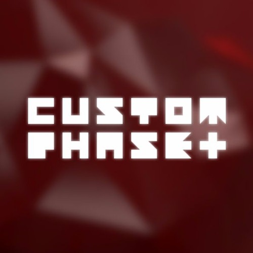 Custom Phase - Black & White (cut)