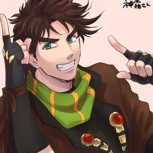 "Joseph ""The Joestar's avatar"