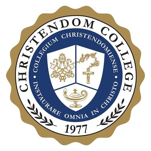 Christendom College's avatar