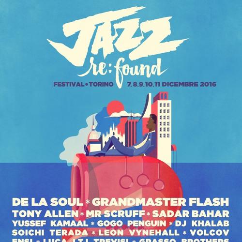 Jazzrefound Festival's avatar
