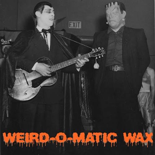 Weird-O-Matic Wax's avatar