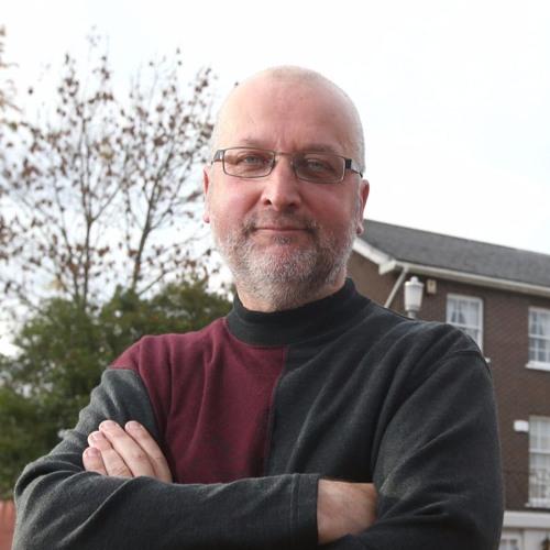 Pat O'Mahony's avatar