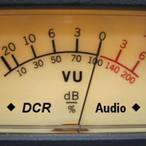 DCR Audio Mastering's avatar