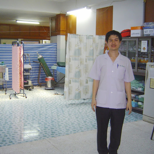 Pokpong Chuasuwan's avatar