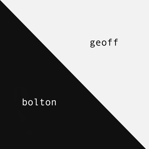 Walking on Cars - Two Stones (Geoff Bolton Edit) - Attempt 1 Preview