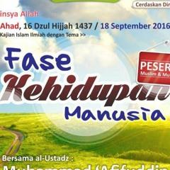 Sesi 3 - Sosok Mujahid Asy Syekh Muhammad