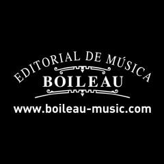 Boileau music