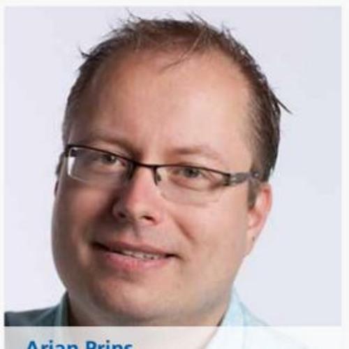 Arian Prins's avatar