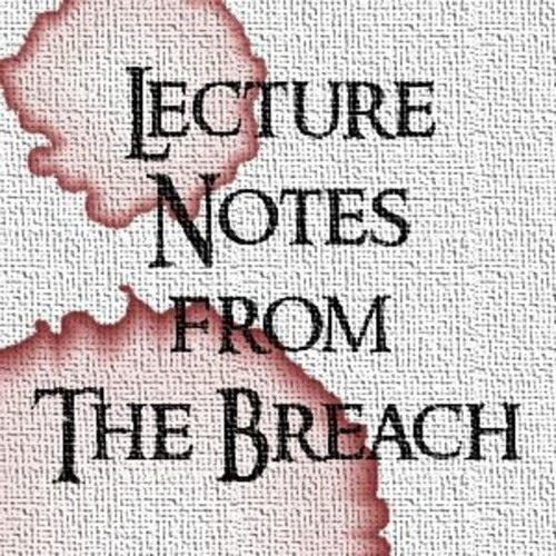 Lecture Notes from The Breach - A Malifaux Podcast's avatar