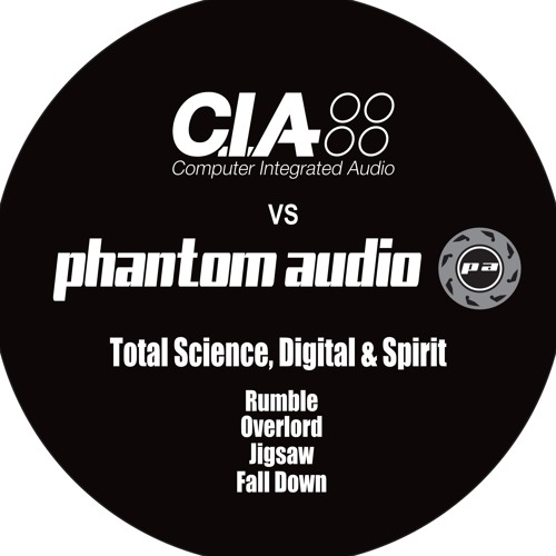 C.I.A v PHANTOM AUDIO's avatar