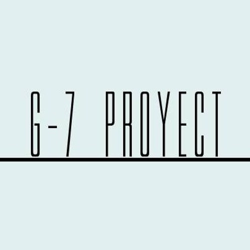 G-7 Proyect (Official)'s avatar