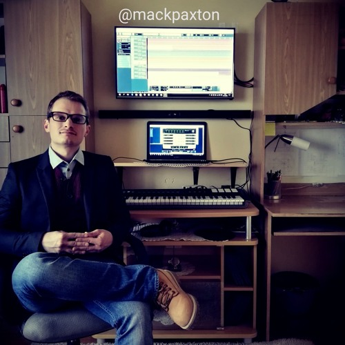Mack Paxton | Composer's avatar