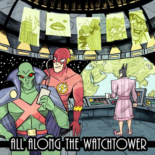 All Along The Watchtower: A DCAU Podcast's avatar