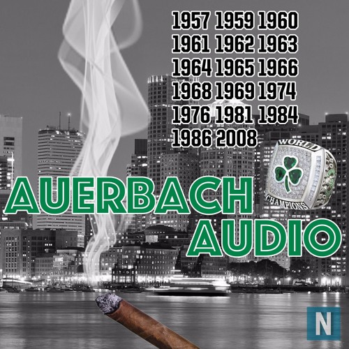 Auerbach Audio - En Boston Celtics podcast's avatar