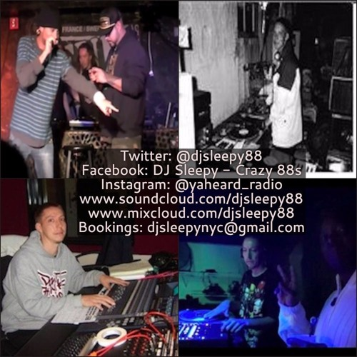 DJ Sleepy (Crazy 88)'s avatar