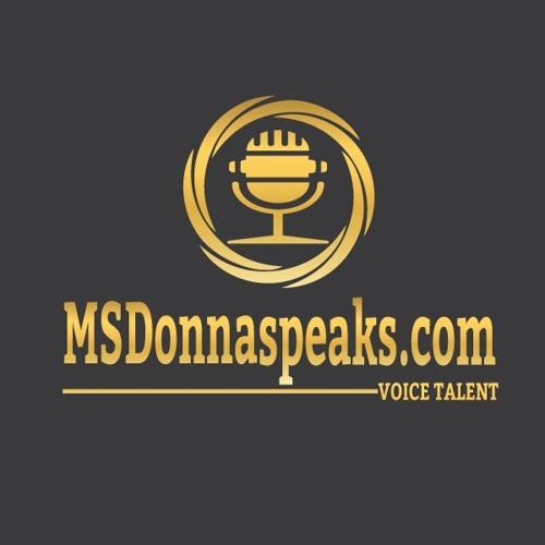 MSDonnaspeaks.com's avatar