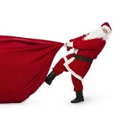 Santas Repost Sack