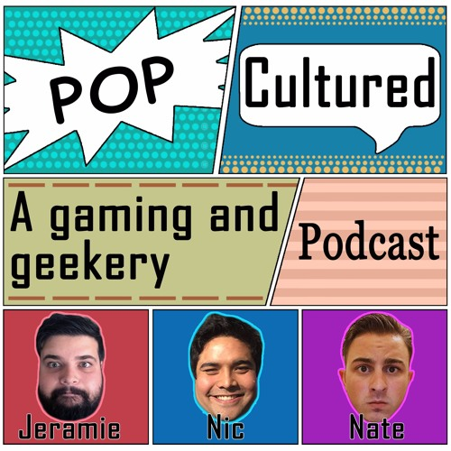 Pop Cultured Podcast's avatar