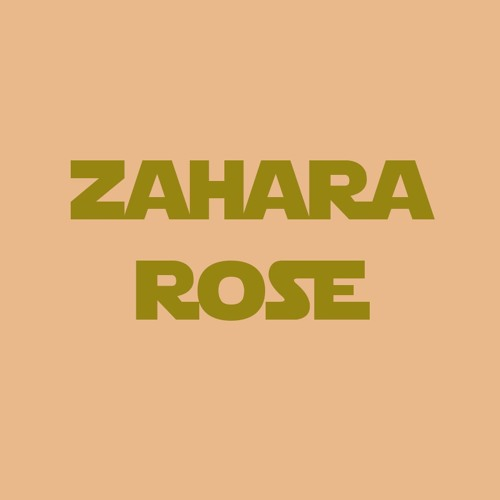 Zahara Rose's avatar