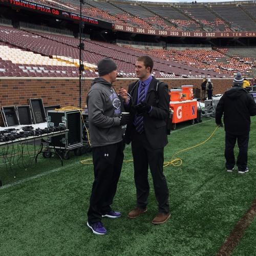 Football Play by Play: Northwestern vs. Pitt Pinstripe Bowl
