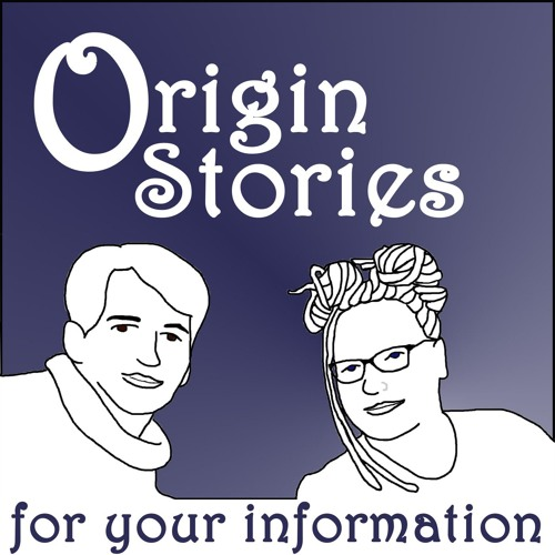 Origin Stories : For Your information's avatar