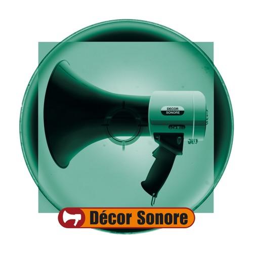 """Reportage sur Décor Sonore sur FRANCE INTER - Emission """"Comme un Bruit qui Court"""" 24/12/2016"""