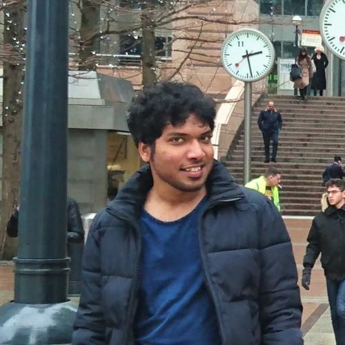 Jeyanthan I's avatar