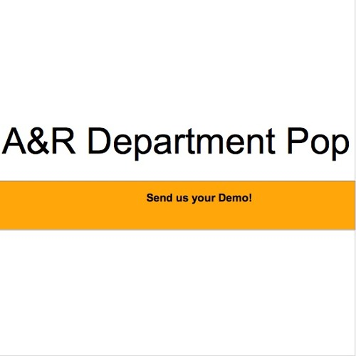 The Pop A&R Department's avatar