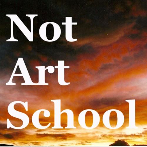 Not Art School Podcast's avatar