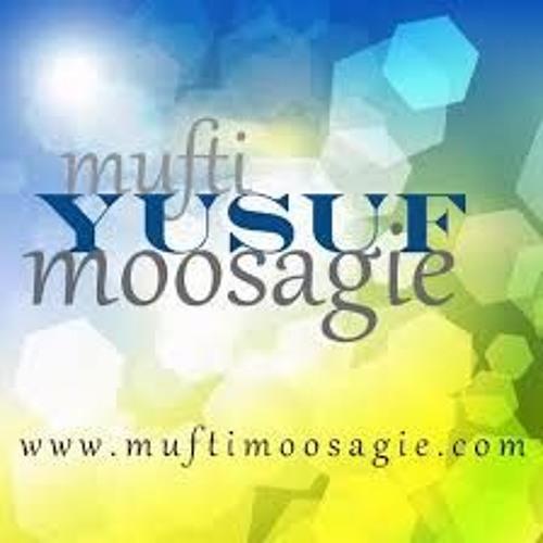 Mufti Yusuf Moosagie's avatar