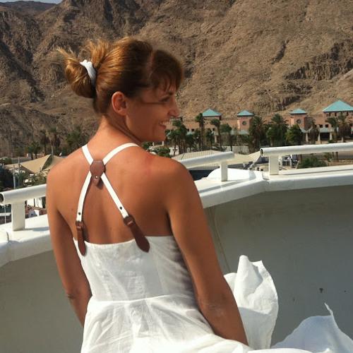 Julia Mordvintseva's avatar