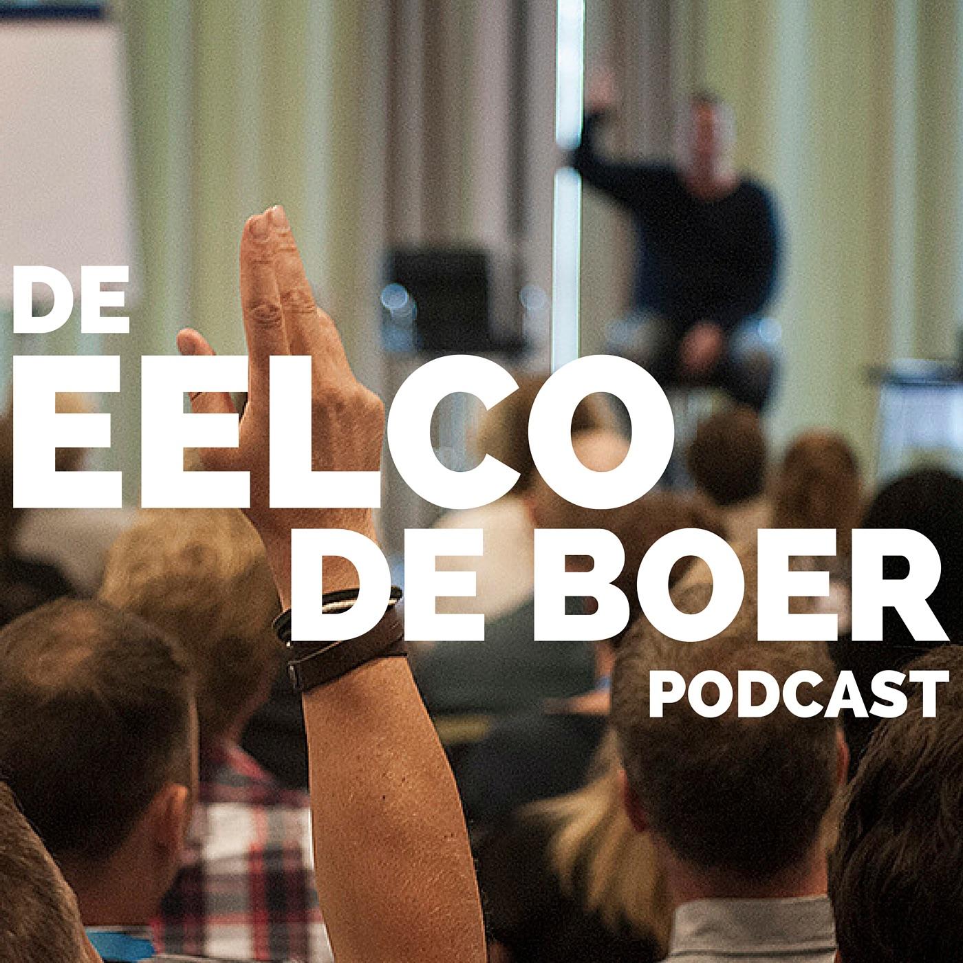 De Eelco de Boer Podcast - Nederlands logo