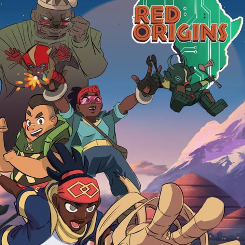 Red Origins Episode 1  - Chapter 1