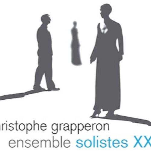 Solistes XXI's avatar