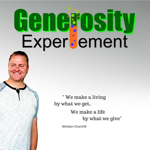 Jayson Linford - The Generosity Experiment's avatar
